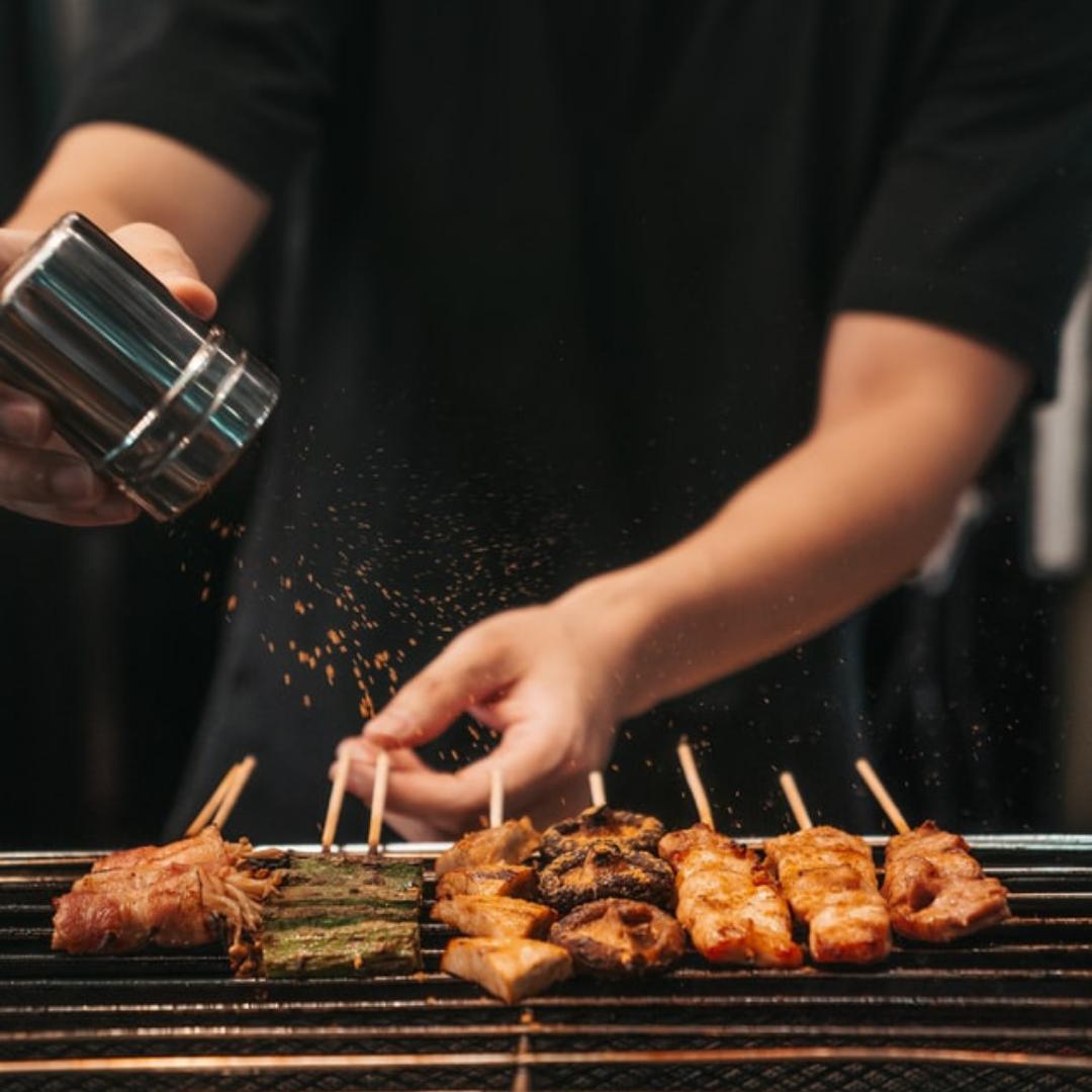 Menu Barbecue Je Reçois Traiteur