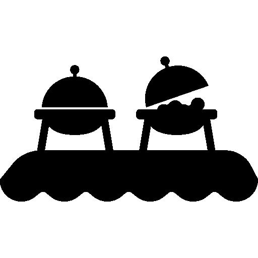 Service traiteur buffets chauds